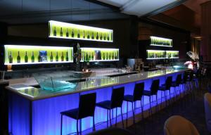 Nightclub Bar Scene
