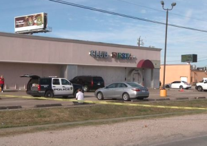 "Joes Nightclub ""Marked 'Club Fiesta' from Outside"" (KHOU News)"