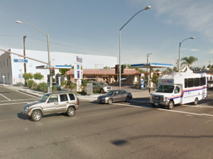 Artesia and Beach Boulevards, Buena Park (Google Maps)