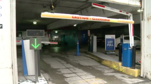 Reported Sexual Assault in Cleveland Parking Garage.