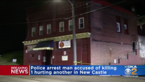 Joe Kelosky Killed, One Woman Injured in Double D's Cafe Shooting.