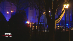 Man Killed in 901 Place Apartments Shooting.