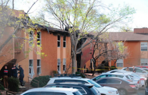 Albuquerque Apartment Fire Kills Ja'Zay Simpson, Injures 3 Others.
