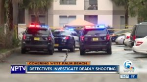Joshua Canady Killed in West Palm Beach Apartment Complex Shooting.