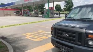Korey Lee Fitzgerald Killed in Greensboro Gas Station Shooting.