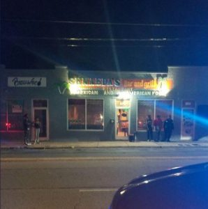 Shooting at Shnaeda's Bar & Grill in Concord Leaves One Man Injured.