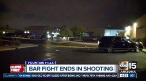 Matthew Dylan Gilmore Fatally Shot at Fountain Hills Bar Shooting.