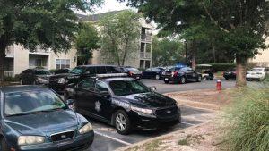 Apartment Shooting in Dentsville, SC Leaves Two Women Injured.