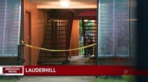 One Man and a 5-Year-Old Boy Seriously Injured in Lauderhill Apartment Complex Shooting.