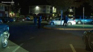 Tyree Lamar Spady, 18, and Another Teen, 15, Killed in Newport News Apartment Complex Shooting.