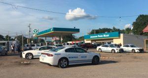 Memphis Gas Station Shooting Leaves One Man Injured.
