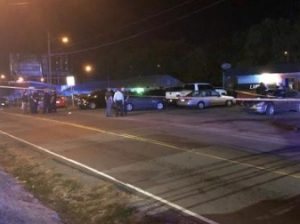 Shooting at Larry's Bar on Brick Church Pike in Nashville Leaves One Man Dead.
