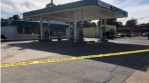 Memphis Gas Station Shooting Leaves One Man Injured.