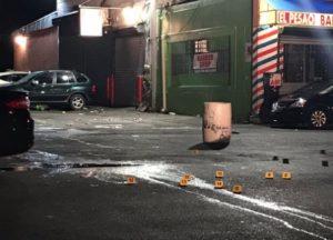 La-H Social Club Shooting, Philadelphia, PA Leaves Two Men Injured.