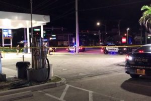Liberty Gas Station Shooting in Boynton Beach, Florida Leaves One Man Injured.