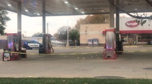 Reginald L. Ward Jr. Killed in Cedar Rapids, IA Gas Station Shooting.
