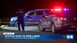 Pinelawn Food Market Shooting, St. Louis, MO Leaves One Woman Injured.