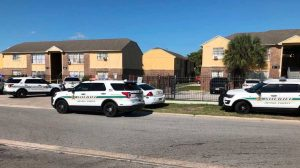 Orlando Apartment Complex Shooting on North Pine Hills Road Leaves One Man Injured.
