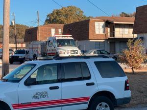 Hollywood Heights Apartments Fire, Jackson, TN Leaves One Person Dead.