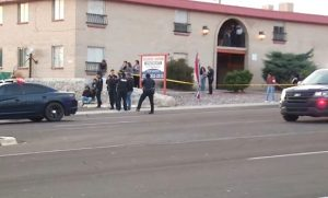 Isaiah Lara Killed in Las Cruces, NM Apartment Complex Shooting.