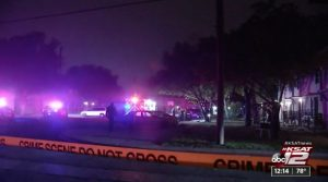 Alazan Apache Apartments Shooting in San Antonio Leaves One Man Injured.