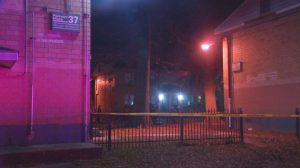 Parkway Place Apartments Shooting, Louisville, KY Leaves One Man Dead.