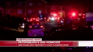 Zaquan Jones Killed in Petersburg, VA Apartment Complex Shooting.