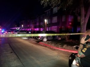 The Trails at Dominion Park Apartments Shooting in Houston, TX Leaves One Man Fatally Injured.