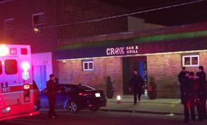 Melvin Mack Injured in Toledo, OH Bar Shooting.