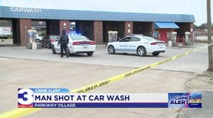 Micah Burrows injured in Memphis, TN Car Wash Attempted Robbery Shooting.