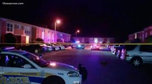 Calton L. Dodd Fatally Injured in Portsmouth, VA Apartment Complex Shooting.