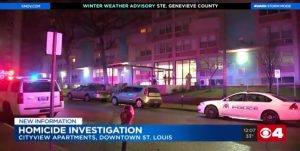 Jim Floyd Killed in St. Louis, MO Apartment Complex Shooting, One Woman Injured.