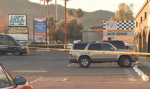 Charles Porter Fatally Injured in Phoenix, AZ Bar Shooting.