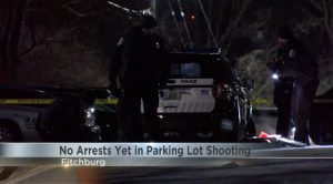 Fitchburg, WI Apartment Complex Parking Lot Shooting Leaves One Man injured.