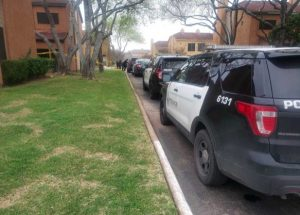 Austin, TX Apartment Complex Shooting Leaves One Man Seriously Injured.