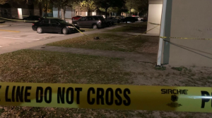 Scruggs Manor Apartments Shooting, Tampa, FL, Leaves One Man Fatally Injured.