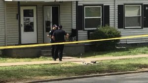 Darrell Ison Injured in Winston-Salem, NC Apartment Complex Shooting.