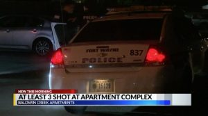 Baldwin Creek Apartments Shooting, Fort Wayne, IN, Leaves Multiple People Injured.