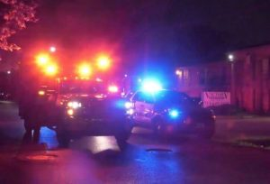 Houston, Texas Apartment Complex Robbery Shooting Leaves Three People Injured.