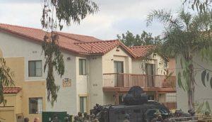 Trevon Ryan Fatally Injured in San Diego, CA Apartment Complex Shooting.