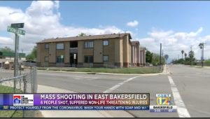 Bakersfield, CA Apartment Complex Party Leads to Shooting That Injures Six People.