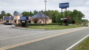 Greensboro, NC Hotel Shooting Leaves One Woman Injured.