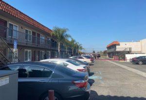 Anaheim, CA Motel Shooting Fatally Injures One Man.