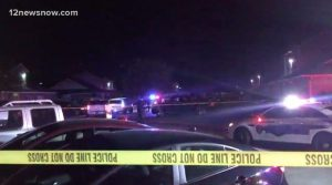 Valley View Apartments Home Invasion Shooting, Port Arthur, TX, Leaves One Man Fatally Injured.