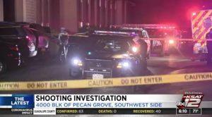 Update: Reginald Jerome Adams Identified as Victim in San Anotonio Apartment Complex Shooting.
