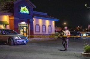 Victorville, CA Restaurant Parking Lot Shooting Leaves One Man Fatally Injured.