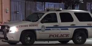 Irving, TX Parking Lot Shooting Leaves One Man Fatally Injured.