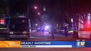 Tommie Richard Rodger Fatally Injured in Dallas, TX Bar Shooting.