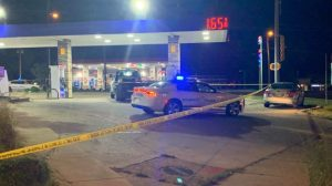 Memphis, TN Gas Station Shooting Leaves One Person Injured.