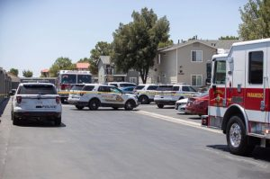 Colony Apartments Shooting, Victorville, CA, Leaves Two People Injured.
